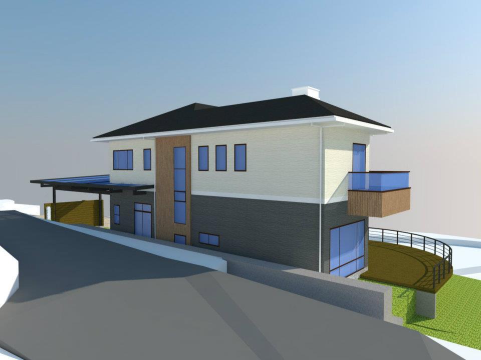 所组成,产品有资材室,农机房,农舍,日式钢构住宅别墅,美式钢 构别墅图片